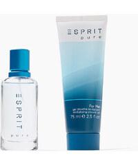 Coffret : EdT et gel douche Pure by Esprit