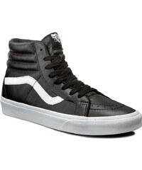 Sneakersy VANS - Sk8-Hi Reissue VN000ZA0EW9 (Premium Leather) Black