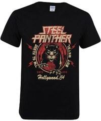 Tričko Official Steel Panther pán.