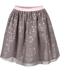 Šedá holčičí sukně s hvězdičkami 5.10.15.
