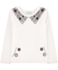 Little Marc Jacobs T-Shirt mit Trompe l'Œil-Effekt
