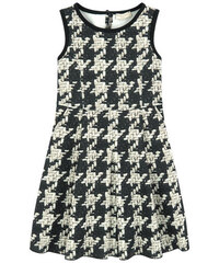 Monnalisa Bedrucktes Kleid aus Neopren