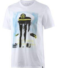 Hurley Capn Printshirt Herren