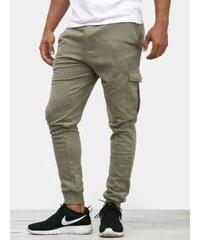 Urban Classics Fitted Cargo Sweatpants Olive TB1395