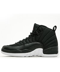 Air Jordan 12 Retro BG Black Gym Red White