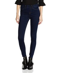 New Look Damen Jeans Jegging Rinse