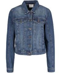 Modrá džínová bunda Vero Moda Danger