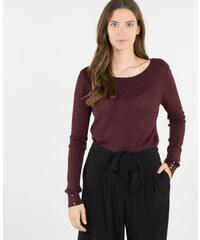 Pimkie Leichter Pullover mit Zopfmuster