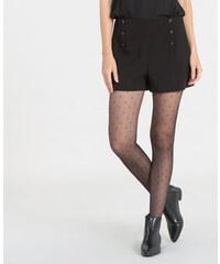 Collants à pois noir, Femme, Taille L -PIMKIE- MODE FEMME