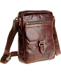 21ded34b7f Bata Pánska kožená Crossbody taška
