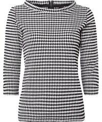 s.Oliver Premium Blusenshirt mit strukturiertem Muster