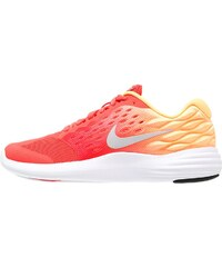 Nike Performance LUNARSTELOS Laufschuh Neutral ember glow/metallic silver/peach cream/white