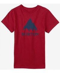 Burton Burton Boys Classic Mountain Ss process red