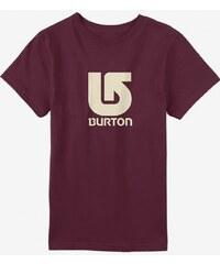 Burton Burton Boys Logo Vert Ss wino