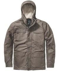 Globe Globe Goodstock Thermal Parka Jacket dark olive
