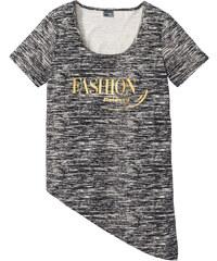 bpc selection T-shirt manches courtes noir lingerie - bonprix