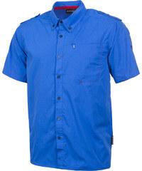 Pánská košile PLOS 2 (modrá) od ALPINE PRO