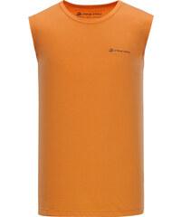 Pánské tílko LENMAN oranžové od ALPINE PRO
