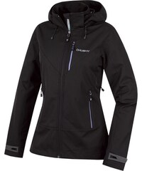 Dámská softshellová bunda SPOLY L černá od Husky