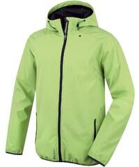 Pánská softshellová bunda Sally M zelená od Husky