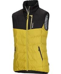 Pánská péřová vesta Florel M žlutá od Husky