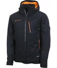 ALPINE PRO Pánská lyžařská bunda Cait 2 černá