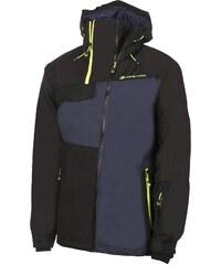 ALPINE PRO Pánská lyžařská bunda Guarniero 2 černá