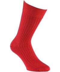 Červené ponožky Bexley