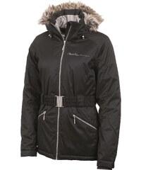 ALPINE PRO Dámská lyžařská bunda Memka černá