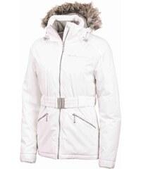 ALPINE PRO Dámská lyžařská bunda Memka bílá