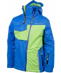 ALPINE PRO Dětská zimní bunda Caito modrá