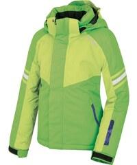 Husky Dětská lyžařská bunda Lory zelená