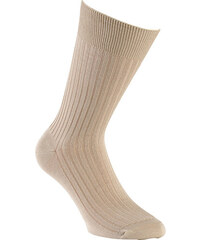 Béžové ponožky Bexley