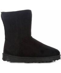 Emella Dámské boty černé
