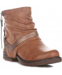Lady Glory Dámské boty zrzavy