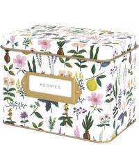 RIFLE PAPER Co. HERB GARDEN krabička na recepty