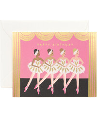 RIFLE PAPER Co. BIRTHDAY BALLET