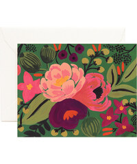 RIFLE PAPER Co. VINTAGE BLOSSOMS GREEN