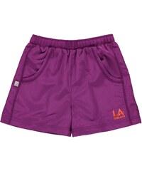 Sportovní kraťasy LA Gear Woven dět. fialová