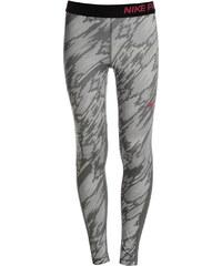 Legíny Nike Pro Graphic dět. šedá