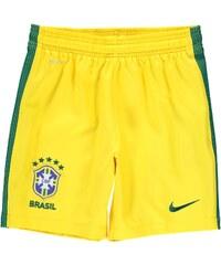 Sportovní kraťasy Nike Brasil Home 2016 dět. žlutá
