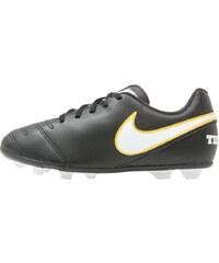 Nike Performance TIEMPO RIO III FG Chaussures de foot à crampons black/white/metallic gold