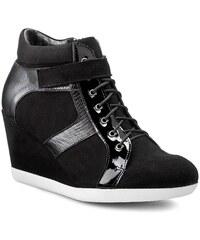 Sneakers PALAZZO - 413-I63+W21+6L-N Schwarz