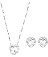 Swarovski Souprava šperků Cyndi Crystal 5112175