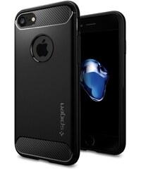 Pouzdro / kryt pro Apple iPhone 7 - Spigen, Rugged Armor Black