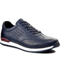 Sneakers WOJAS - 5081-56 Granatowy/Bordowy