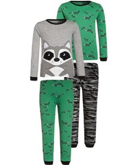 Carter's 2 PACK Pyjama green