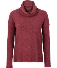 BODYFLIRT Softer Rollkragen-Pullover langarm in braun für Damen von bonprix