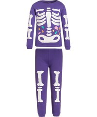 Carter's HALLOWEEN Pyjama purple