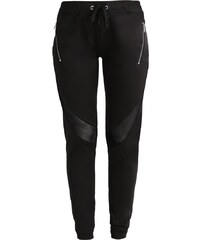 Even&Odd active Pantalon de survêtement black